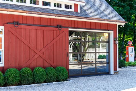 Game Day In The Man Cave The Barn Yard Great Country Garage Doors For Barns