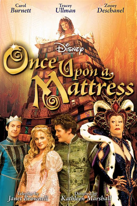 Once Upon A Mattress by Once Upon A Mattress Disney