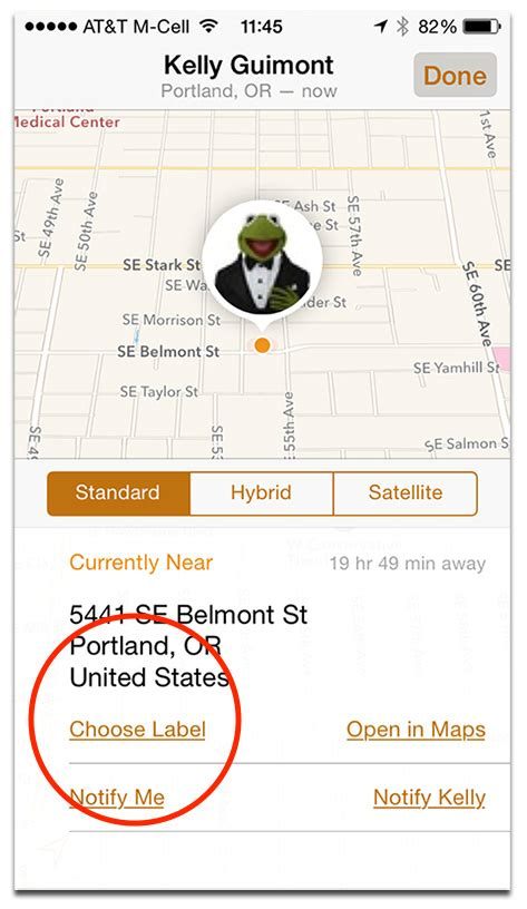 Fnd Labels Ori how to label locations in find my friends the mac observer
