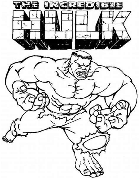 superhero coloring pages hulk hulk coloring pages vitlt com