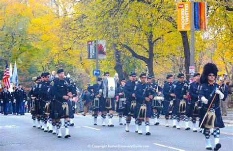 boston veterans day   parade veterans
