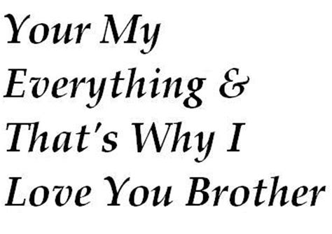 love  brother images  messages