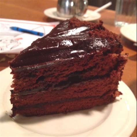 chocolate dobash cake at king s hawaiian restaurant torrance good stuff i ate and drank