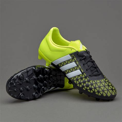 adidas ace  fgag soccer cleats firm ground core