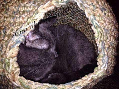 pattern cat cave cole s cat cave cat hideaway cat condo crochet cat