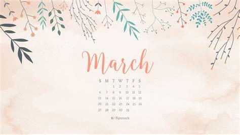 computer wallpaper calendar march 2016 free calendar wallpaper desktop background