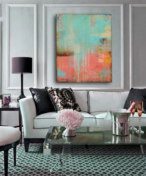 livingroom paintings 1000 ideas about grey abstract on