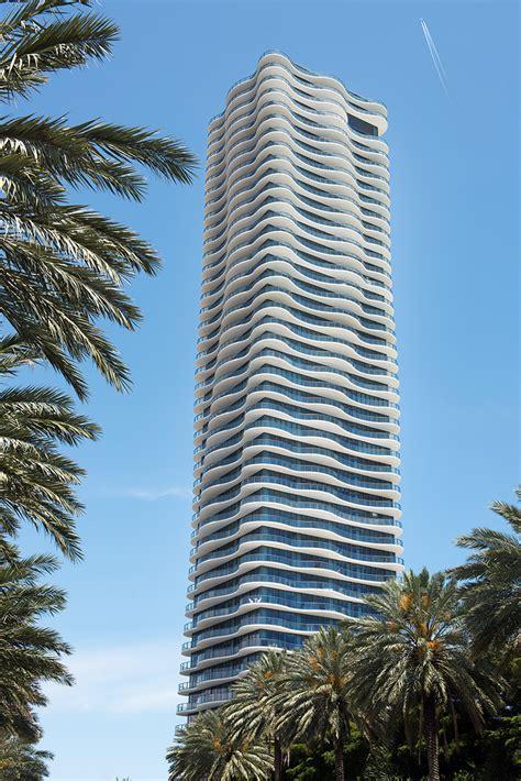 New Farmhouse Plans Regalia Condominium Tower In Florida By Arquitectonica