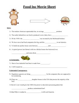 film initials quiz answers beef slaughter model process category beef slaughter
