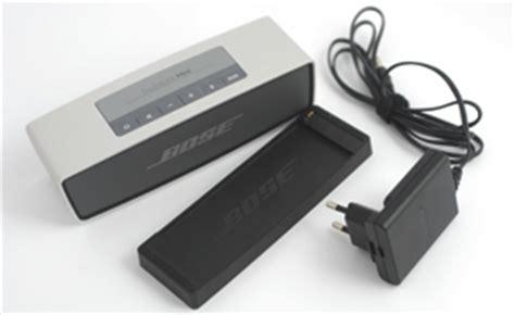 Socle De Chargement Bose Soundlink Mini Ii by Enceinte Bluetooth Test De La Bose Soundlink Mini Darty Vous