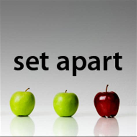 set appart set apart for his purpose temple baptist church of