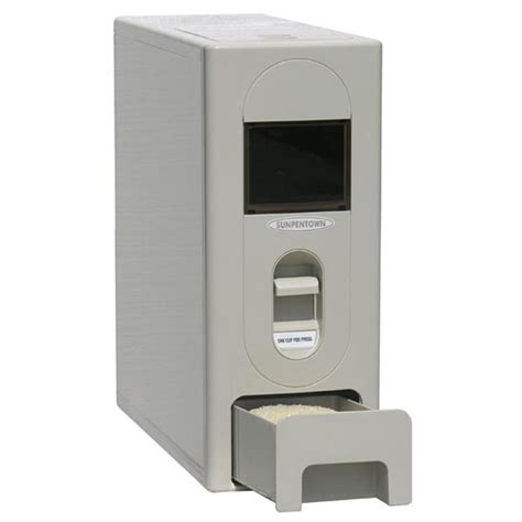 sunpentown rice dispenser 145665 kitchen appliances at