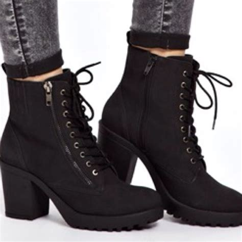 53 asos boots hp new look croydon lace up chunky