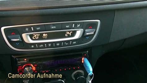Was Bringt Obd Tuning by Renault Megane 3 Kenwood Radio Bringt Roller Sound Auf