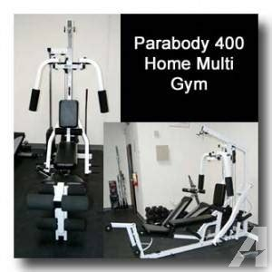 parabody serious steel 400 home pre owned for sale