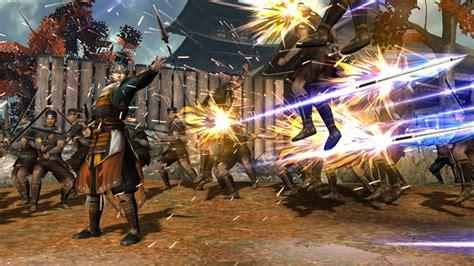 Kaset Ps4 Samurai Warriors 4 Ii Reg 2 samurai warriors 4
