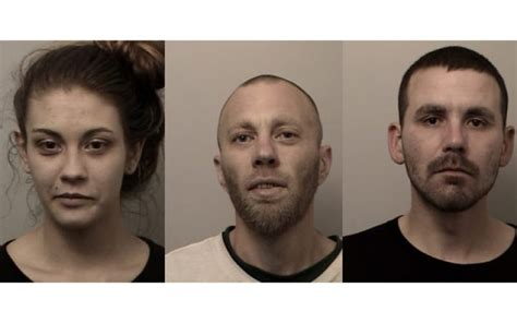 El Dorado County Arrest Records 3 Arrests Bring El Dorado County Investigation To A Crime Voice