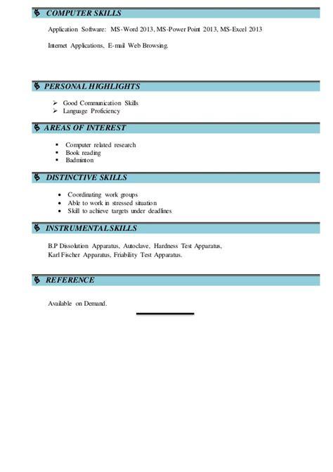 Curriculum Vitae Sle Docx Kashif Shabbir C V Docx New