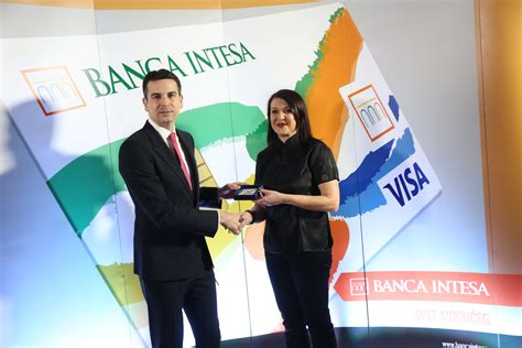 Banca Intesaa by Novaenergija Net 187 Milionita Visa Banke Intese