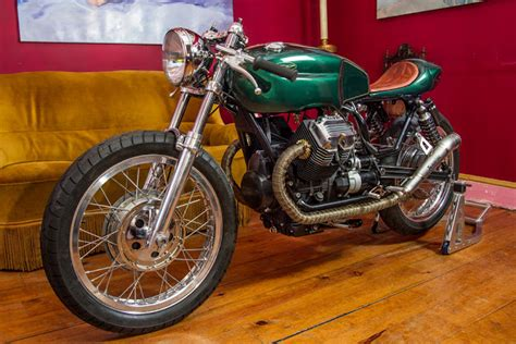 Tricana Mondego Moto Guzzi V65