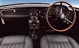 Aston Martin Db5 Interior Car And Driver