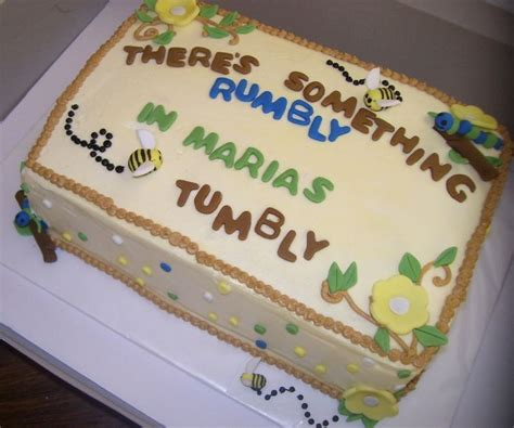 Winnie The Pooh Baby Shower Cake Ideas by Best 25 Winnie The Pooh Nursery Ideas On
