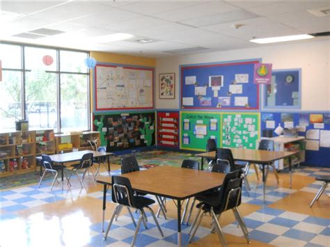 comfortable classroom environment surprise kindercare daycare preschool early education