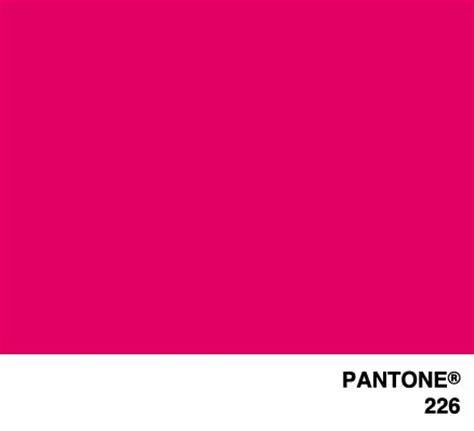 pink pantone pantone 226 94 mexican pink design salad pinterest