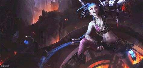 jinx wallpaper gif jinx lol quotes quotesgram