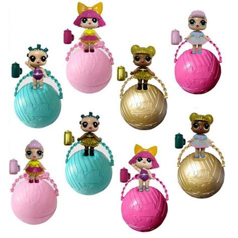Egg Lol Baby Telur Lol Satuan 1pcs lol dolls toys models baby toys gifts random dolls lovely lol