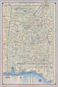 road map of alabama and alabama county road map images