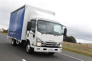 Isuzu Npr Review Isuzu Npr 65 190 Truck Review