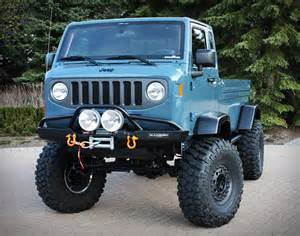 Cool Jeep Stuff Jeep Mighty Fc Concept Makes Me Want To Haul Missiles