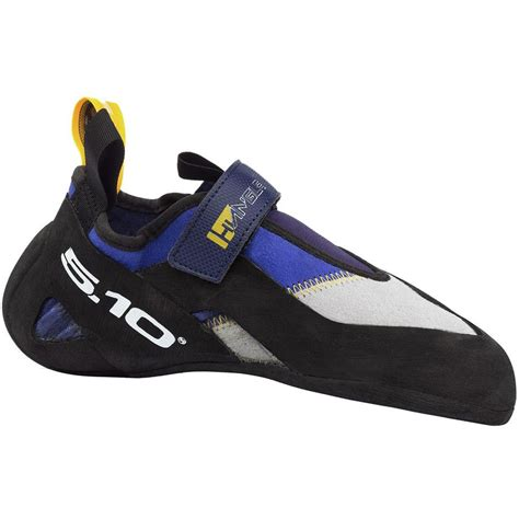 stealth rubber climbing shoes five ten hiangle synthetic climbing shoe s steep