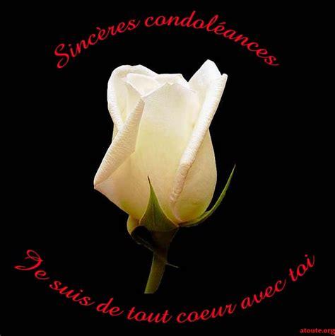 Modele Texte Condoleance