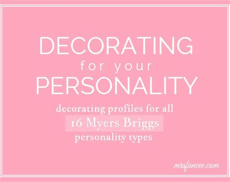 home decor personality quiz 25 best ideas about personality profile on pinterest