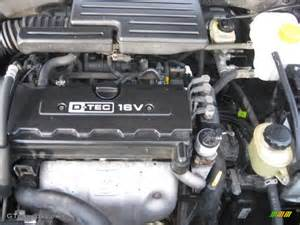2006 Suzuki Forenza Engine 2006 Suzuki Forenza Wagon 2 0l Dohc 16 Valve Inline 4