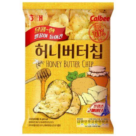 Honey Butter Chips haitai honey butter chip 2 11oz walmart