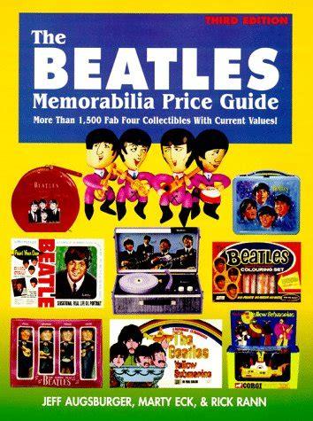 The Beatles Memorabilia Price Guide The Beatles Store