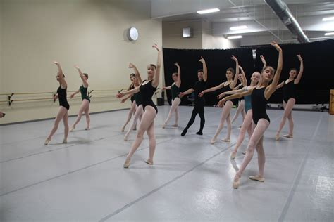 Uhd Mba Leveling Classes by Michigan Ballet Academy