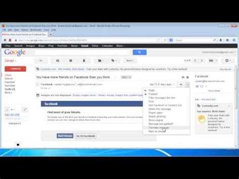 reset gmail to english how to change your language in yahoo mail doovi