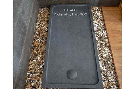 receveur de granit receveur de en dalaos 224 l italienne granit grande taille 180x90