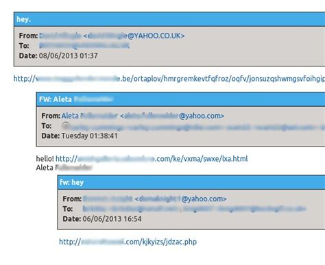 yahoo email junk virus bulletin compromised yahoo accounts continue to