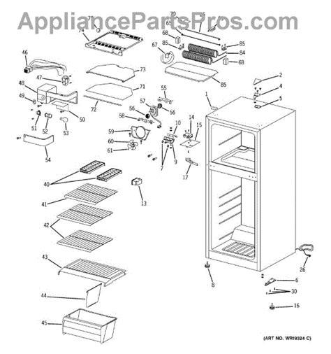 ge wr9x483 defrost timer appliancepartspros