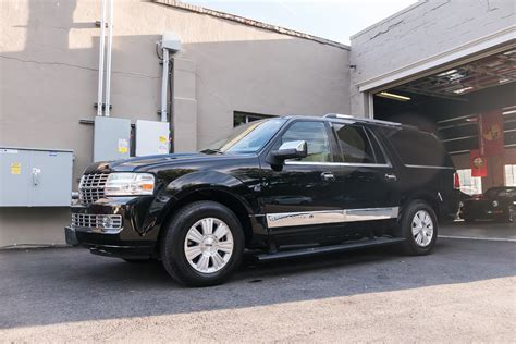 auto air conditioning service 2009 lincoln navigator l electronic toll collection 2009 lincoln navigator l custom lcw