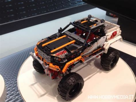 Lego Technic Remote 4x4 Crawler Jeep 9398 Lego Technic Rock Crawler Radiocomandato 4x4 Remote