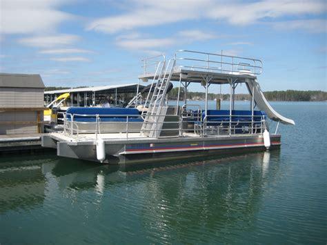 double decker pontoon for sale double decker pontoon