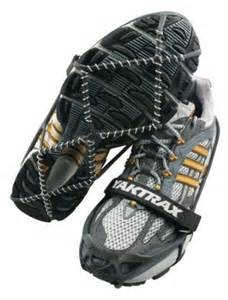 snow cleats for running shoes yaktrax pro cleats