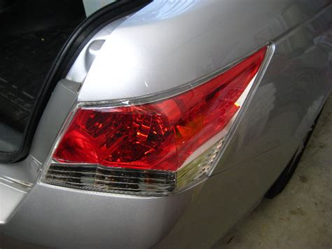 2008 honda accord tail lights honda accord brake light replacement autos post