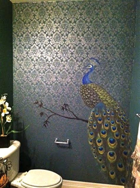 peacock bathroom ideas 25 best ideas about peacock bathroom on pinterest